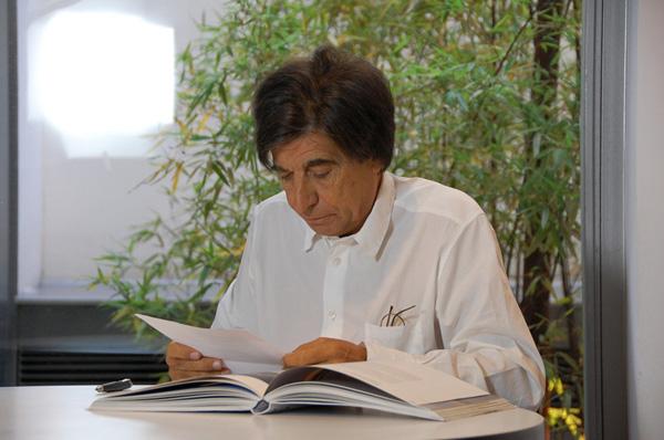 el arquitecto barcelons amigo de la fundacin we are water analiza los aspectos de la relacin entre el arquitecto y el agua