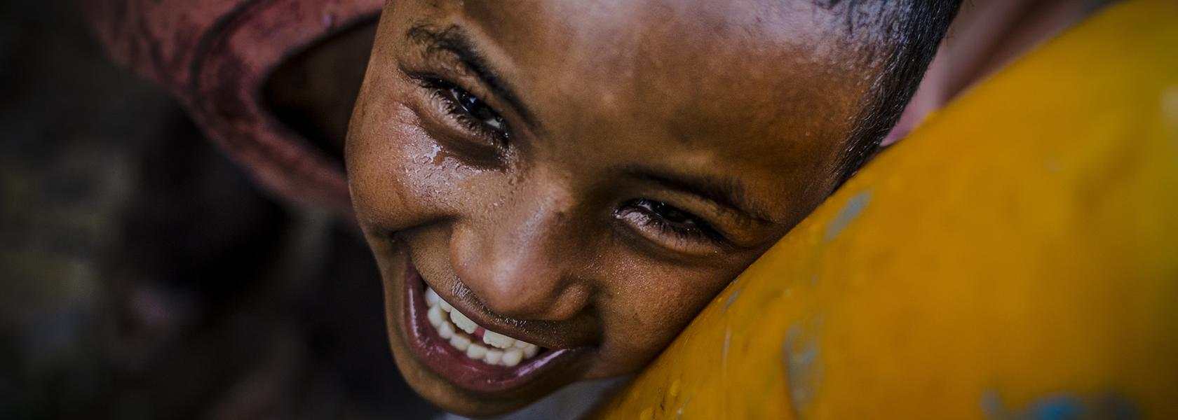 Drinking water, sanitation and hygiene in Ethiopia
