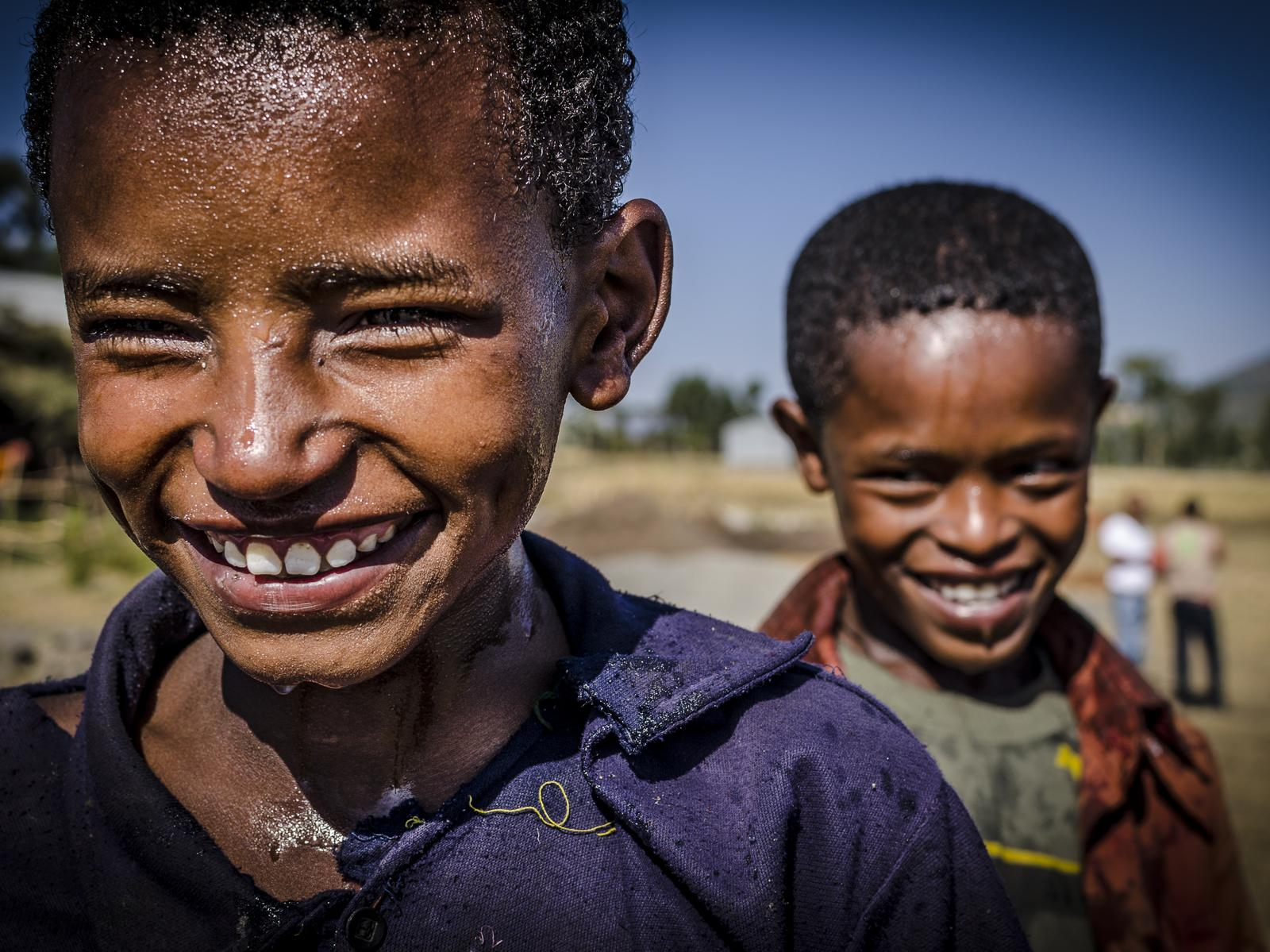 Drinking water sanitation and hygiene in ethiopia we for We are water