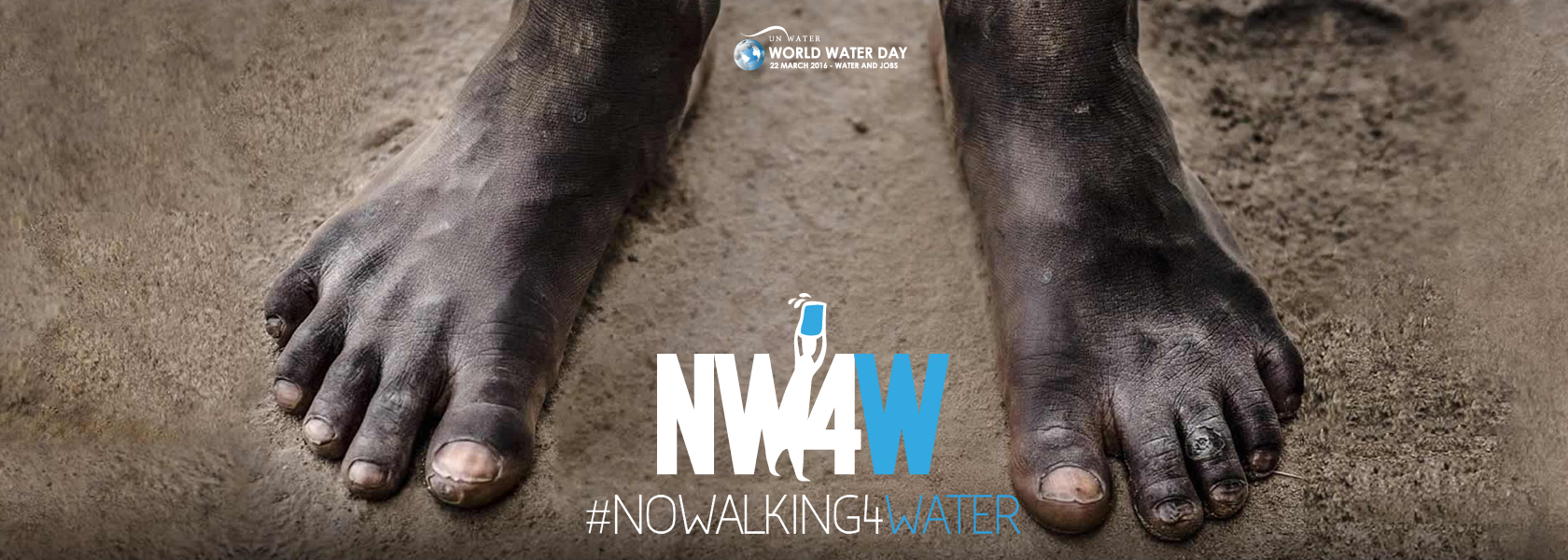 #nowalking4water