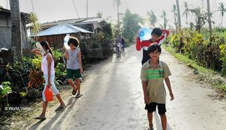 Rehabilitation of water and sanitation systems in the area affected by Typhoon Haiyan
