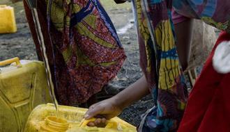 Agua potable, saneamiento e higiene para erradicar el cólera en zonas rurales de la RD del Congo
