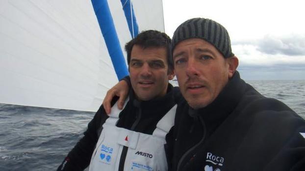We Are Water en la Barcelona World Race