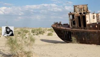 Aral, the lost sea