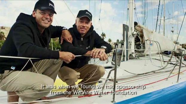 Both crew members