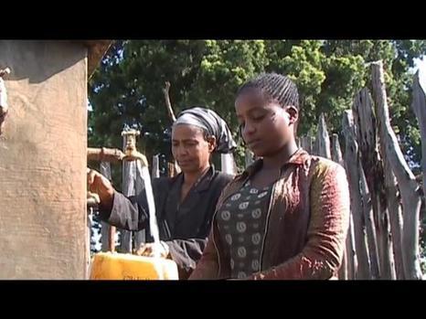 Proyecto en Etiopía
