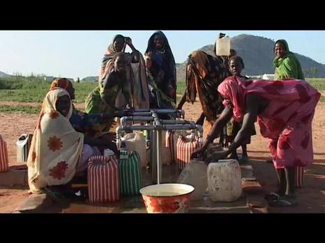 Proyecto en el Chad