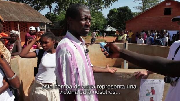 Proyecto en Tombali (Guinea Bissau)