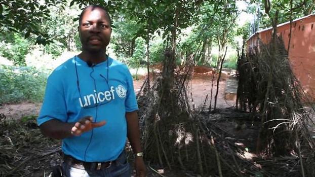 Instalaciones de saneamiento en 35 escuelas de Tombali, Guinea Bissau