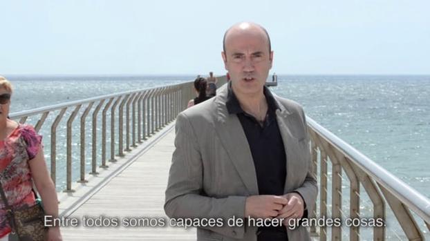 """Tomàs Molina: """"Todos somo hijos de la lluvia"""""""