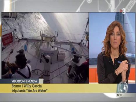 2015 - 02- 16- WAW Els Matins TV3