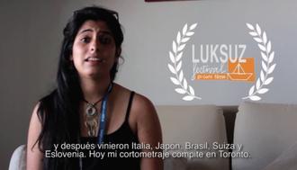 Maria Victoria - ganadora del WAWFF2