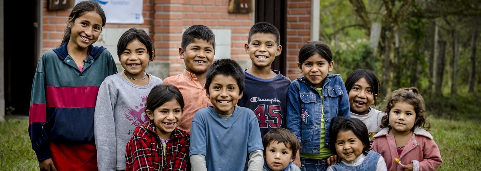 Agua, saneamiento e higiene en escuelas de Chaco-Chuquisaqueño, Bolivia