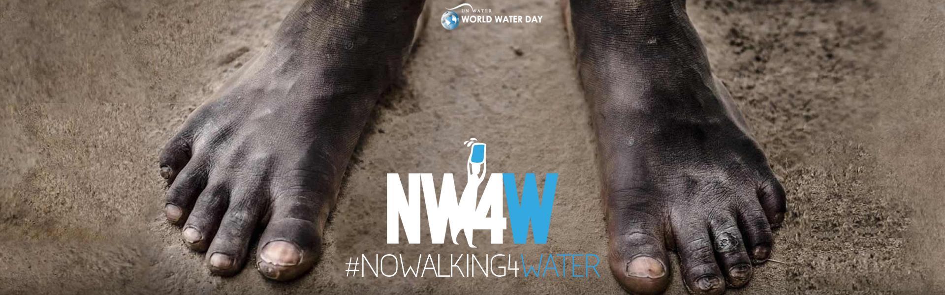 No Walking 4 Water - News