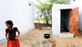 Construction of sanitation facilities in the Bathalapalli and Kadiri regions, Andhra Pradesh, India