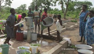 Construcción de pozos en Zabzugu, Ghana (2a fase)