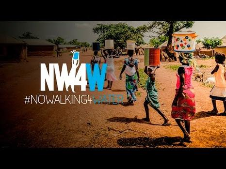 NOWALKING4WATER Campaign