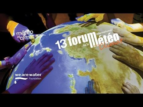 13th International Weather and Climate Forum Paris