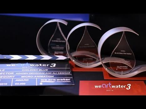 3rd We Art Water Film Festival Awards at Roca Gallery Madrid