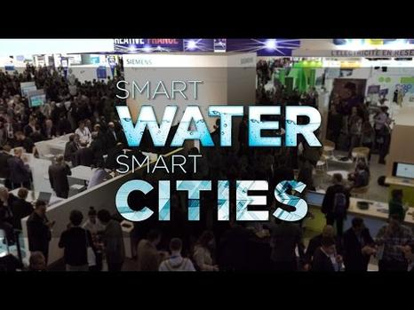 Smartwater Barcelona - Smartcities Conference