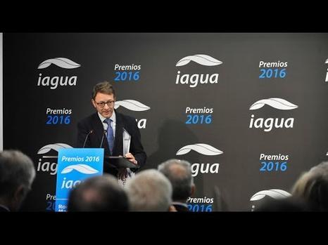 Premio iAgua 2016 al Mejor Reportaje Magazine