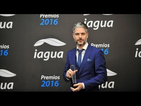 Premio iAgua 2016 a la Mejor Presentación