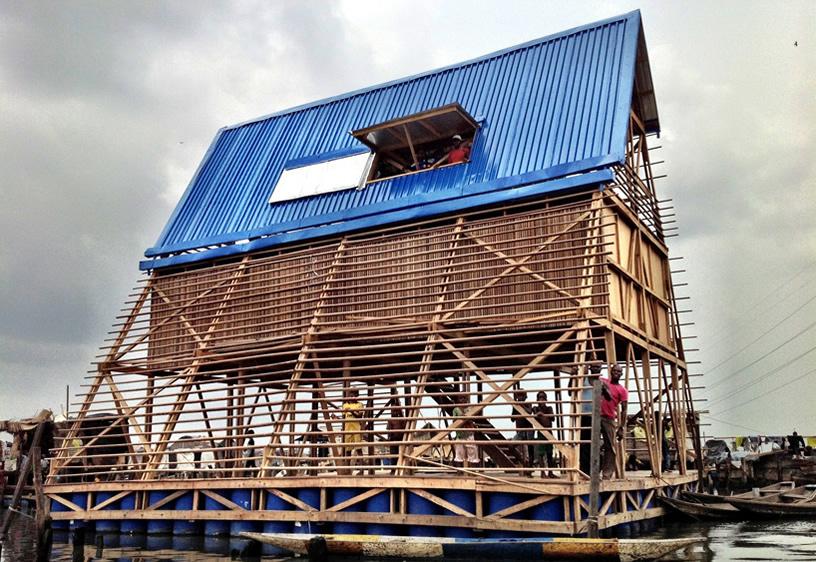 Makoko interior
