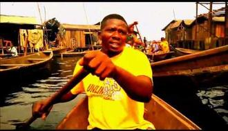 """Black Water"": the black drawing of Makoko"