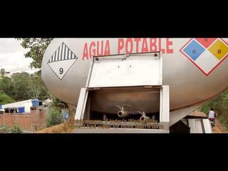 Potados de Agua FF3