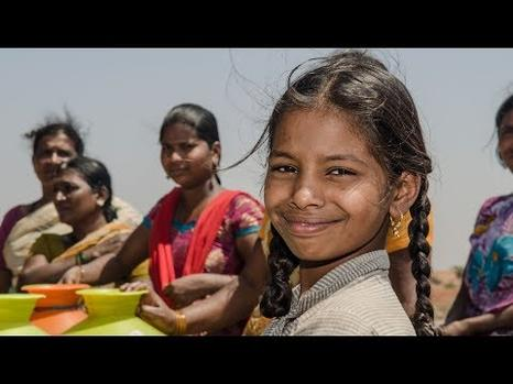 New launch: We start We Are Water Foundation India