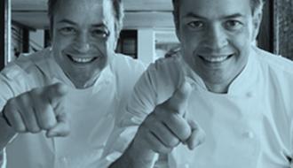 Sergio y Javier Torres