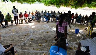 Mejorar el acceso a infraestructuras de saneamiento de comunidades rurales en Burkina Faso