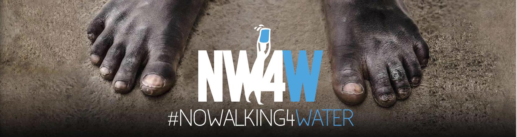 nowalking4water