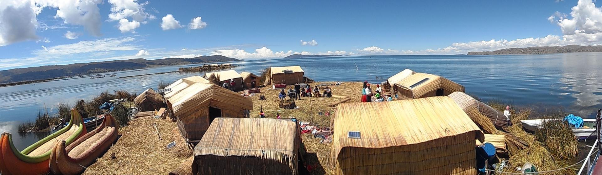 Titicaca el dolor de viracocha we are water for We are water