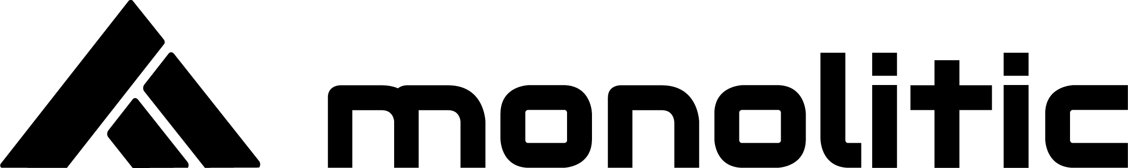 Monolitic logo