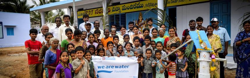 ©Carlos Garriga/ We Are Water Foundation