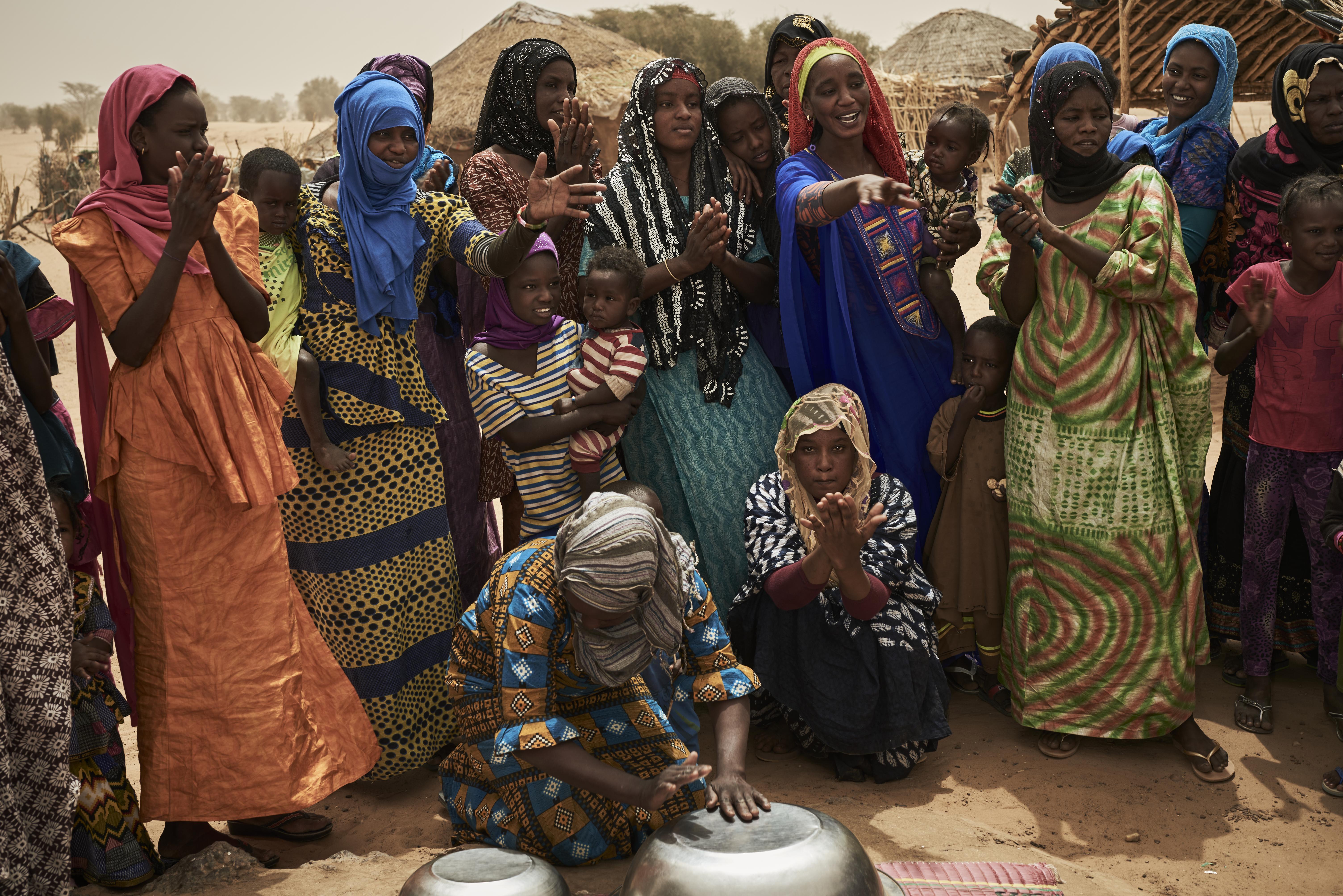rural communities in Africa