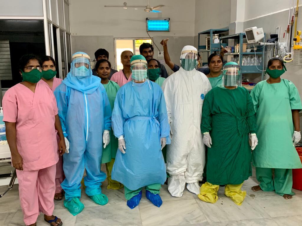 Bathajapali hospital