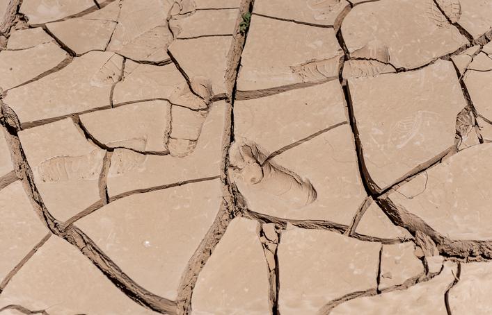 medio ambiente sequía
