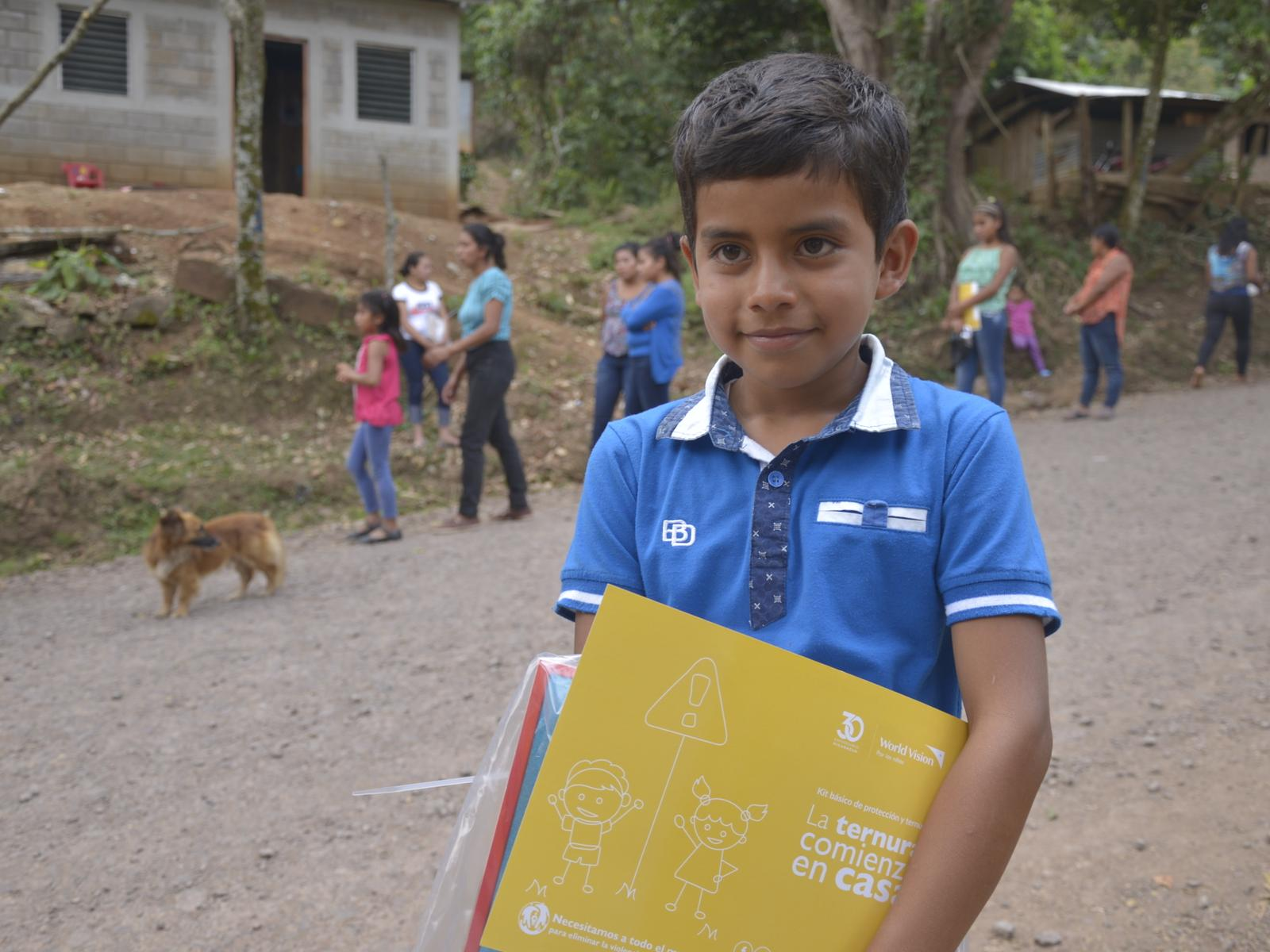 Water, sanitation and hygiene in schools in San Lorenzo-Boaco and Yalí-Jinotega, Nicaragua