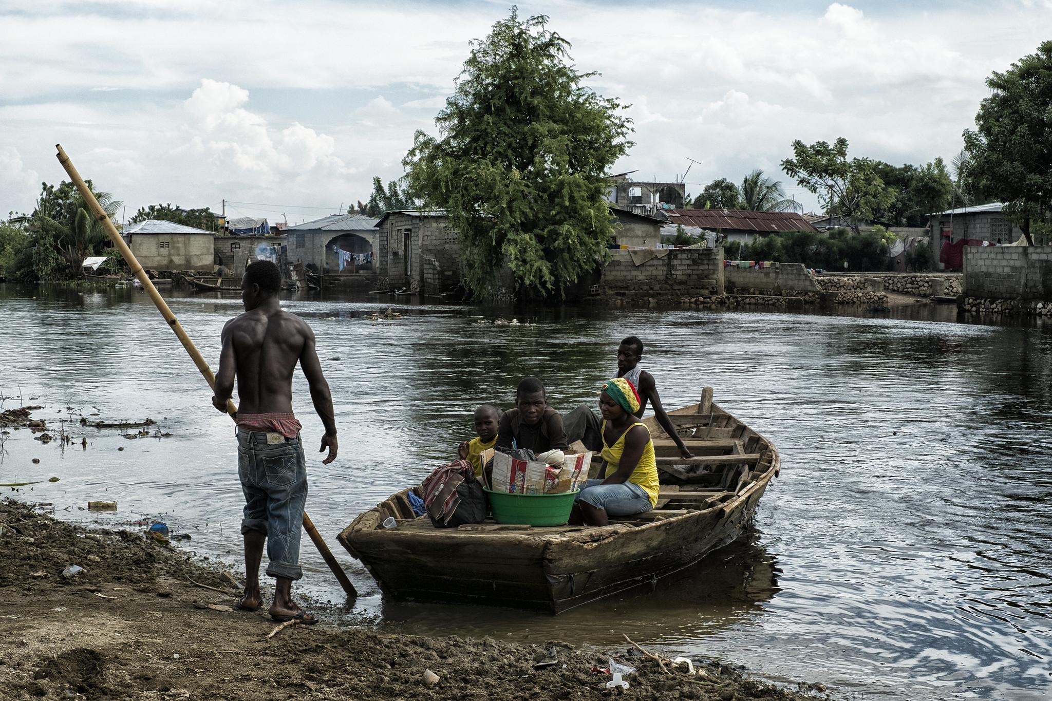 migration boat