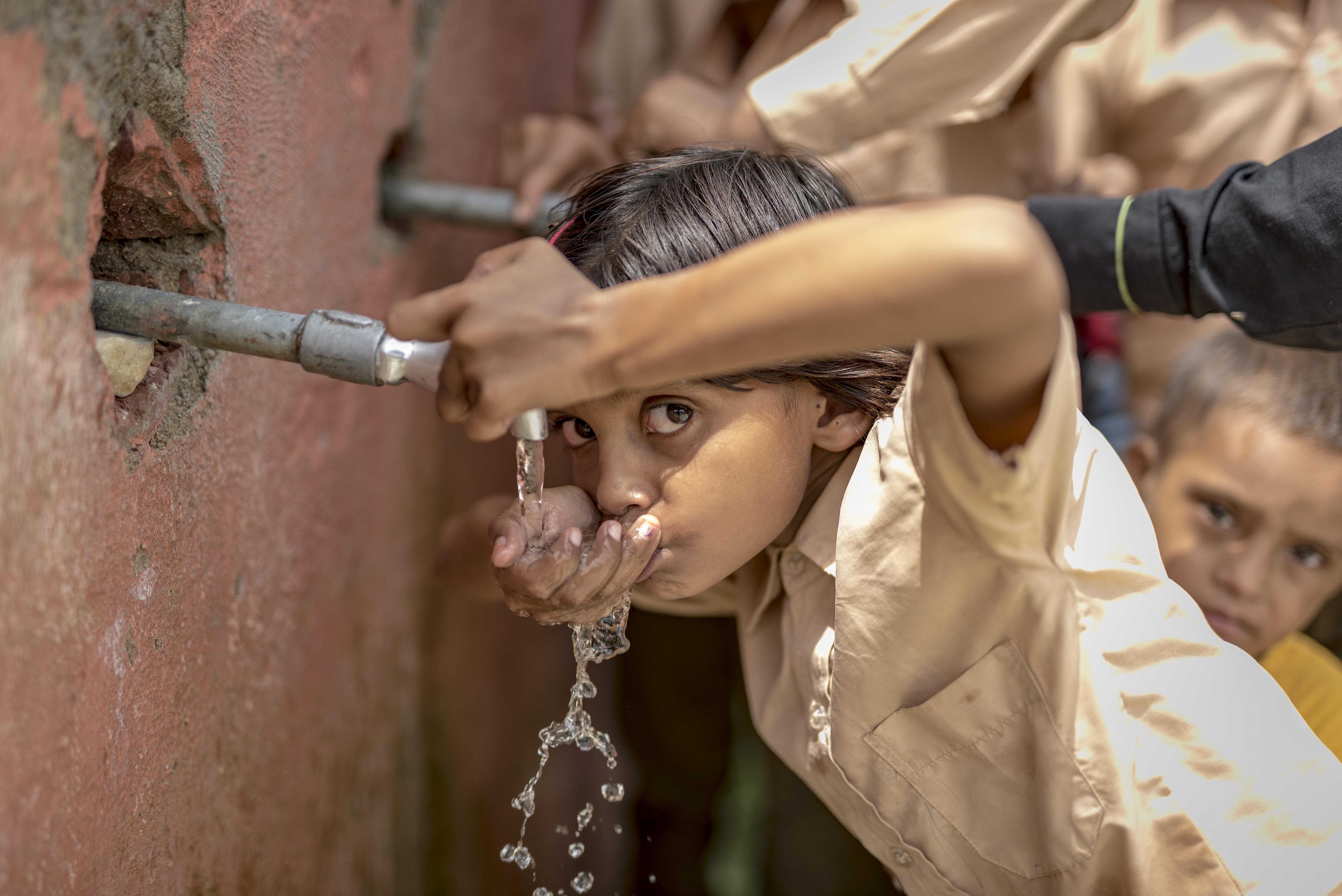 riesgo malnutrición infancia