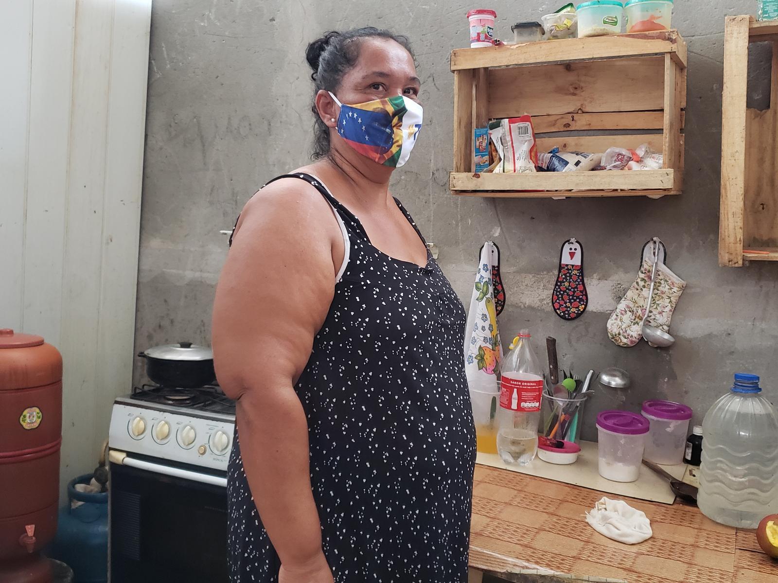 Brasil world vision proyecto mujer