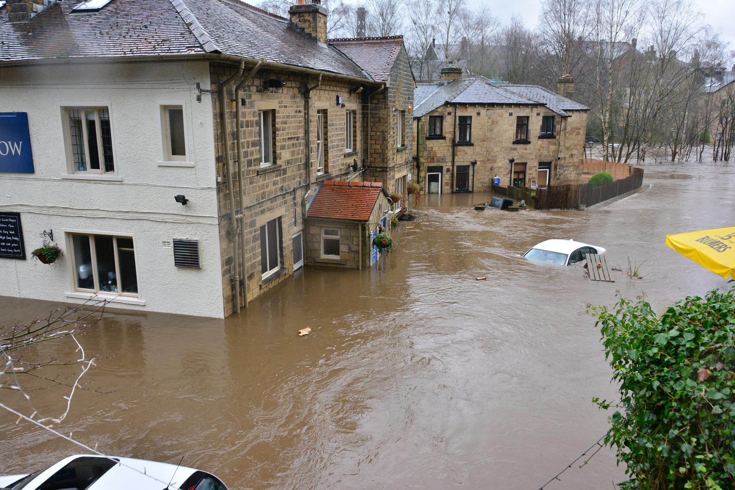 floods city