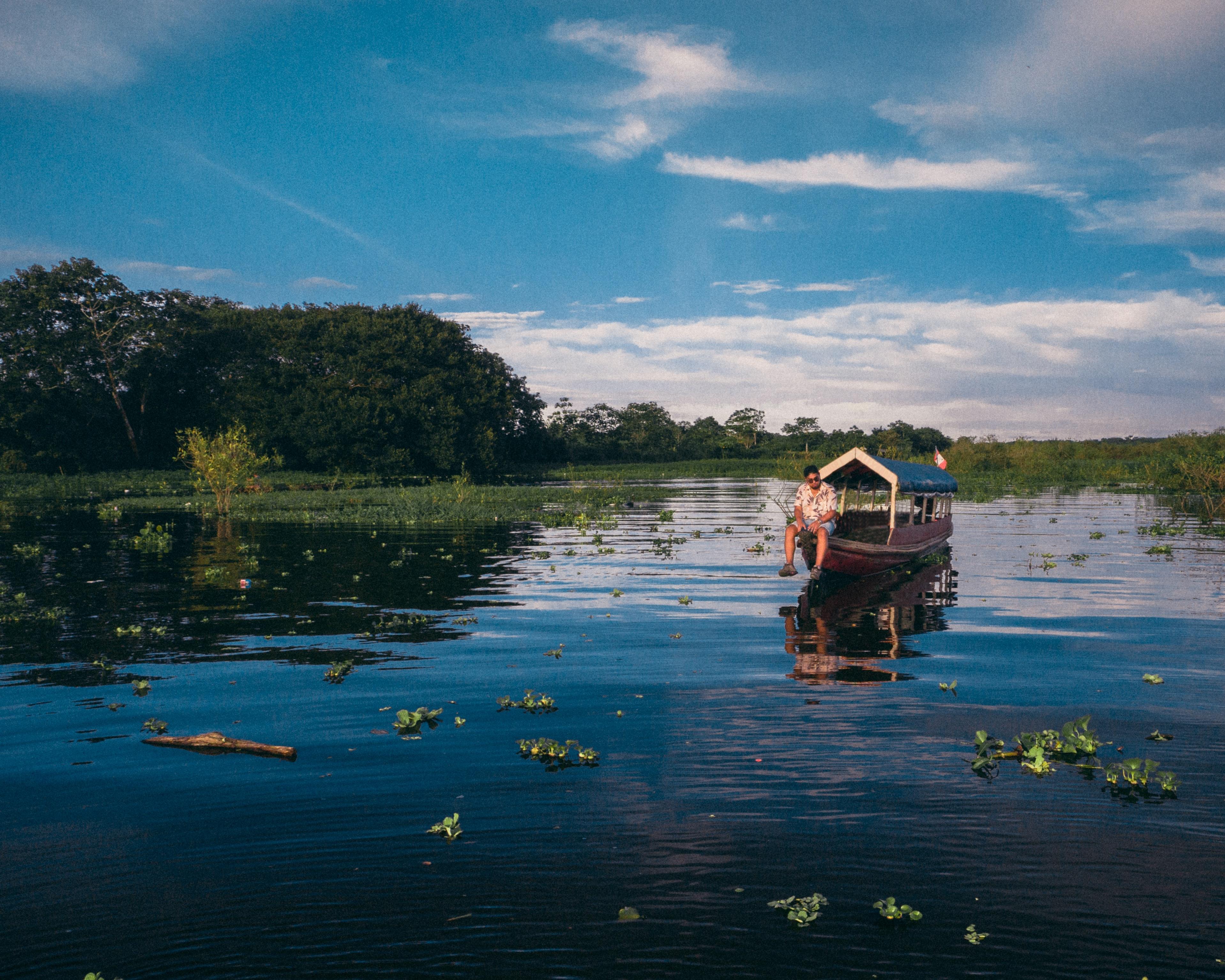 amazonas orinoco y paraná ríos