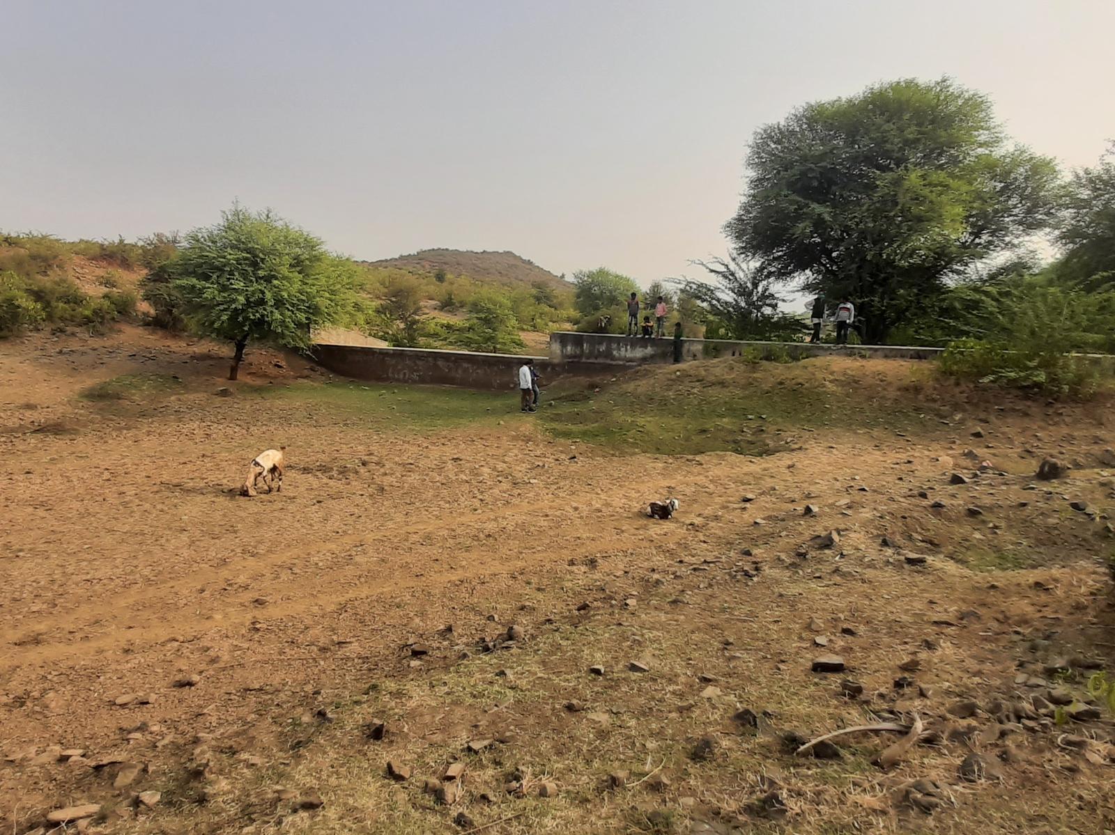 watershed management Alwar landscape