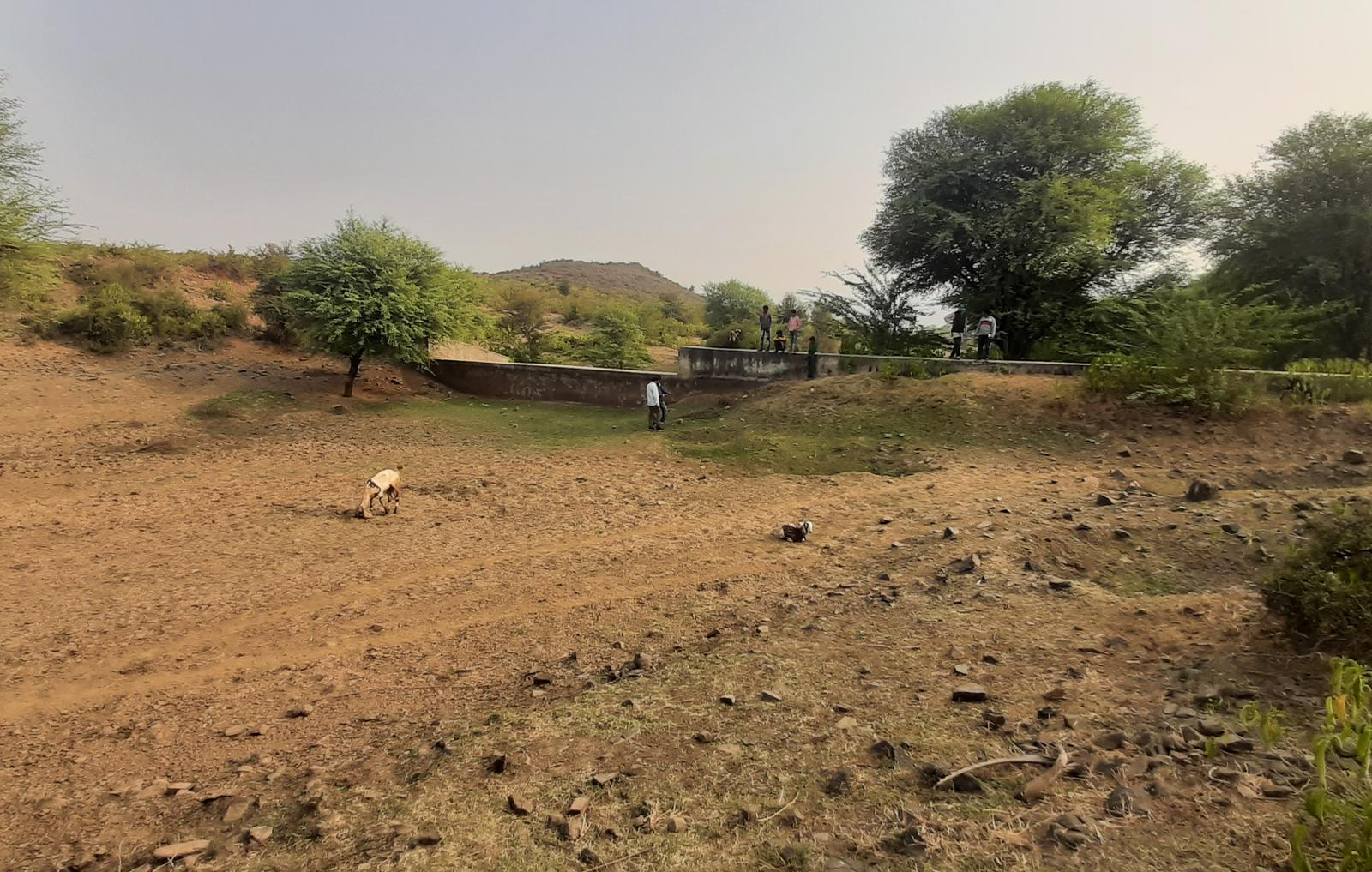 watershed management Alwar landscape