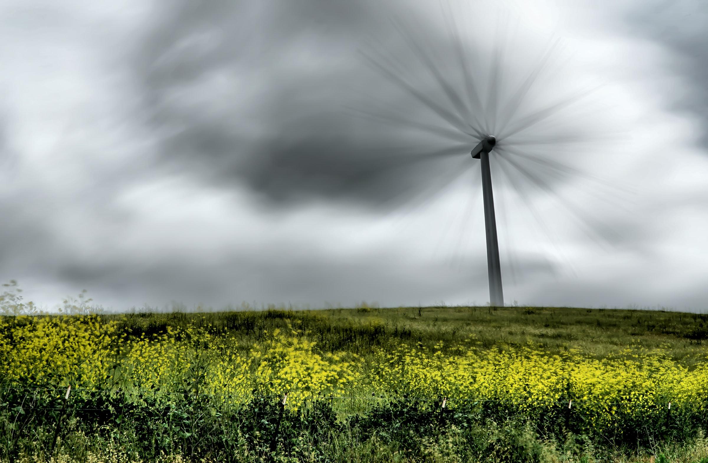 hidrogen verde turbina