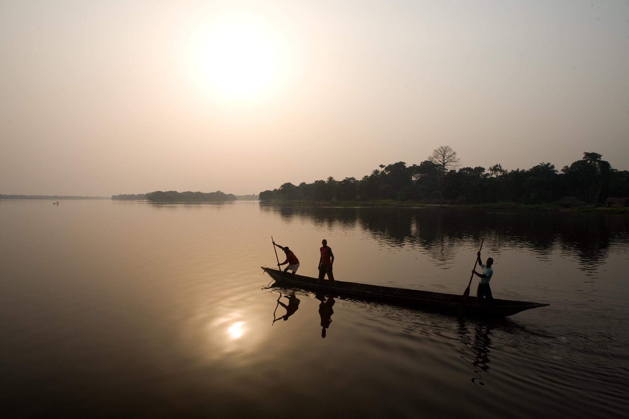 river Democratic Republic of the Congo