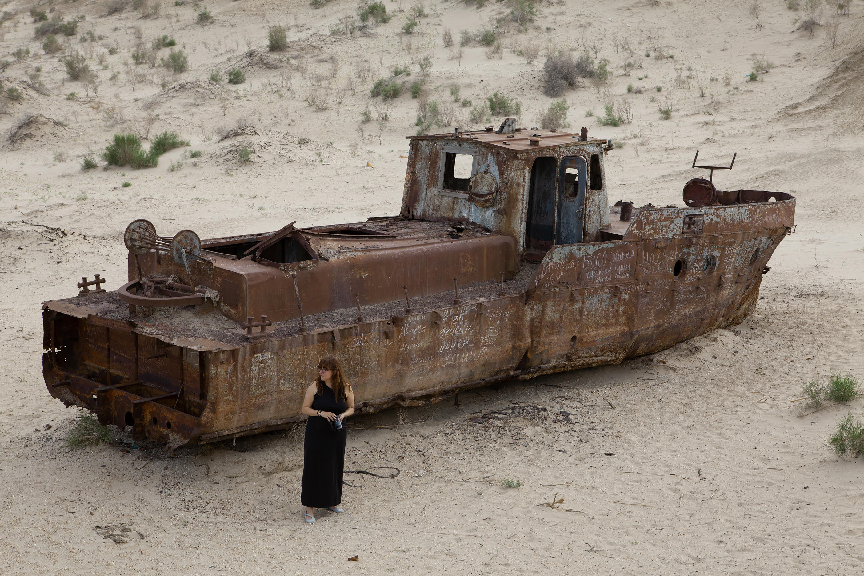 The Aral sea Isabel Coixet